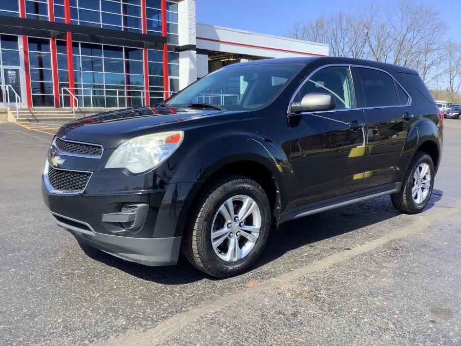 Used Chevrolet Equinox FWD 4dr LS 2012   Marsh Auto Sales LLC. Ortonville, Michigan