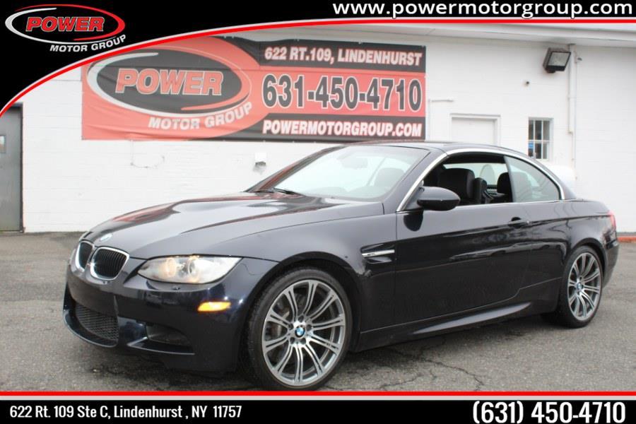 Used BMW M3- Convertible 2dr Conv 2013 | Power Motor Group. Lindenhurst , New York