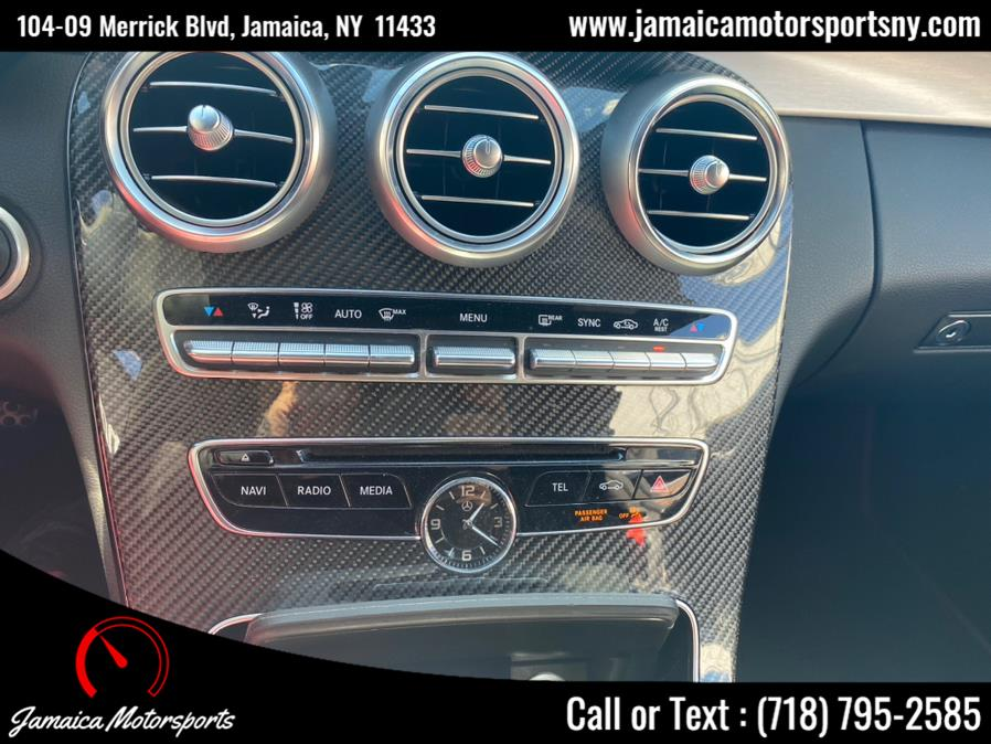 Used Mercedes-Benz C-Class AMG C 43 4MATIC Coupe 2018 | Jamaica Motor Sports . Jamaica, New York