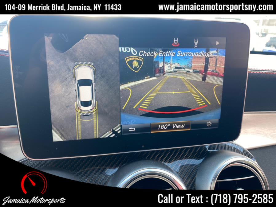 Used Mercedes-Benz C-Class AMG C 43 4MATIC Coupe 2018   Jamaica Motor Sports . Jamaica, New York