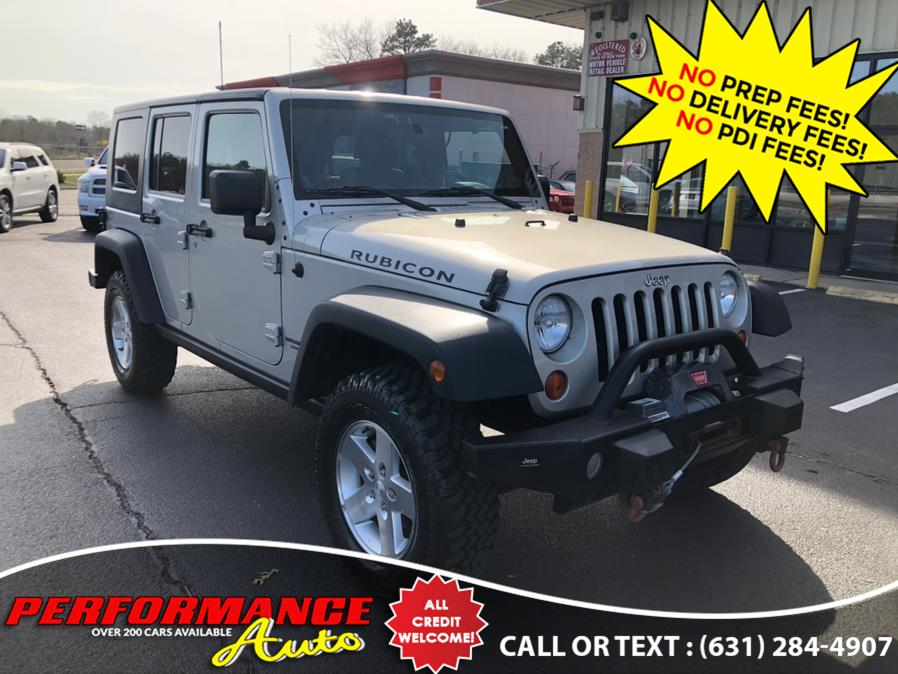 Used Jeep Wrangler 4WD 4dr Unlimited Rubicon 2007 | Performance Auto Inc. Bohemia, New York