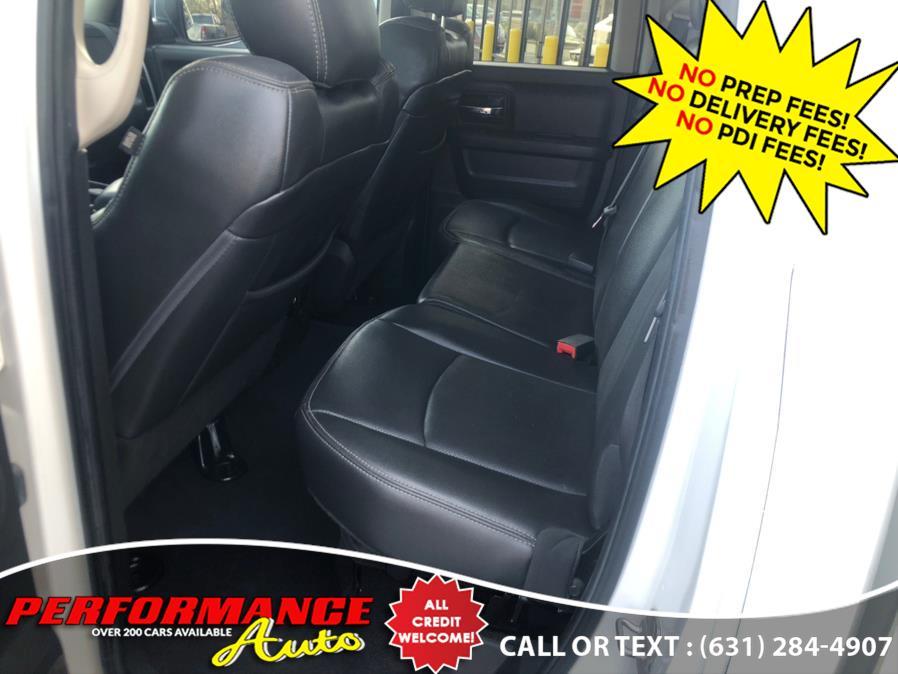 "Used Ram 1500 4WD Quad Cab 140.5"" Sport 2012 | Performance Auto Inc. Bohemia, New York"