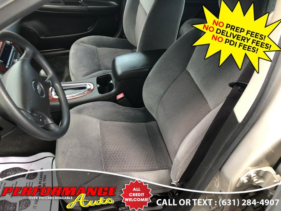 Used Chevrolet Impala 4dr Sdn 3.5L LT 2009 | Performance Auto Inc. Bohemia, New York