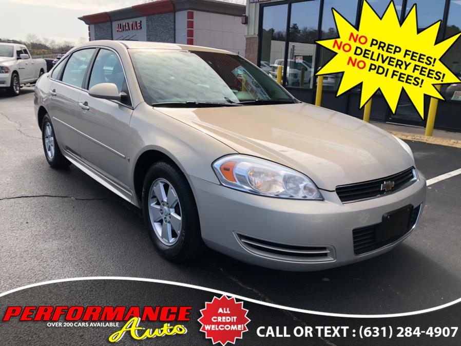 Used Chevrolet Impala 4dr Sdn 3.5L LT 2009 | Performance Auto Inc. Bohemia, New York