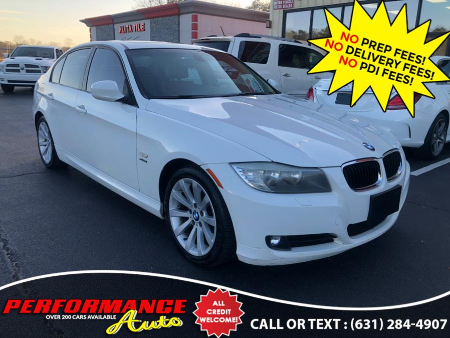 Used BMW 3 Series 4dr Sdn 328i xDrive AWD 2011 | Performance Auto Inc. Bohemia, New York