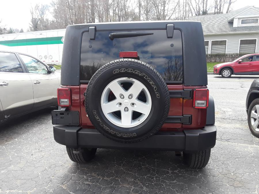 Used Jeep Wrangler 4WD 2dr Sport 2010   Bart's Automotive Sales. Watertown, Connecticut