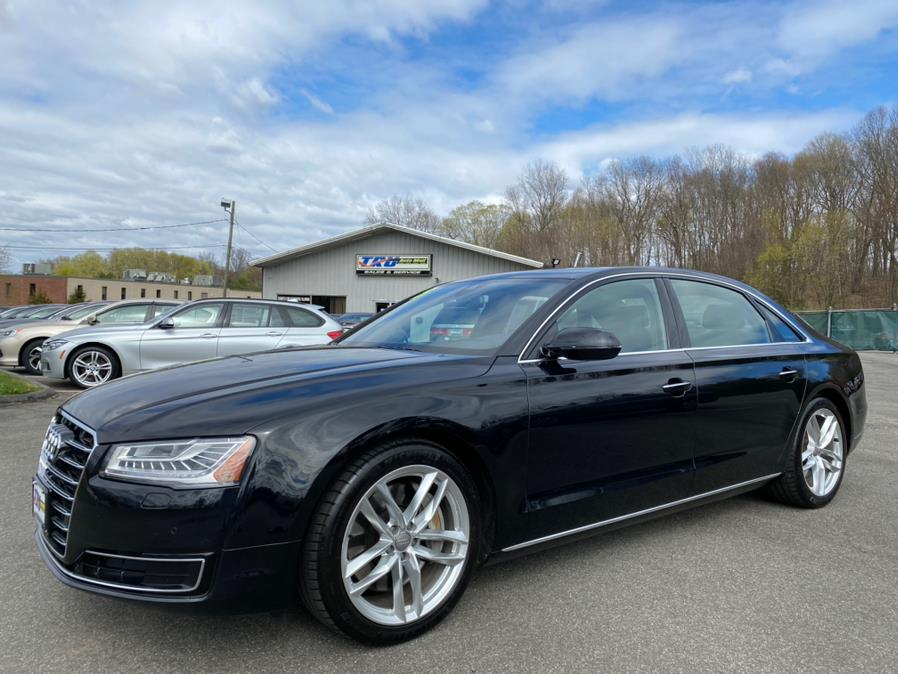 Used 2015 Audi A8 L in Berlin, Connecticut | Tru Auto Mall. Berlin, Connecticut