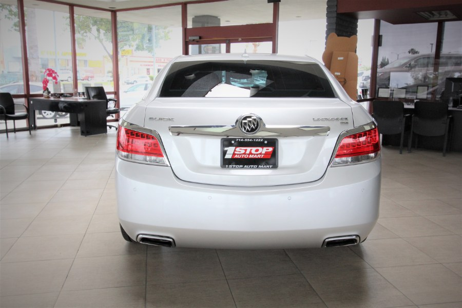 Used Buick LaCrosse 4dr Sdn CXS 3.6L 2010 | 1 Stop Auto Mart Inc.. Garden Grove, California