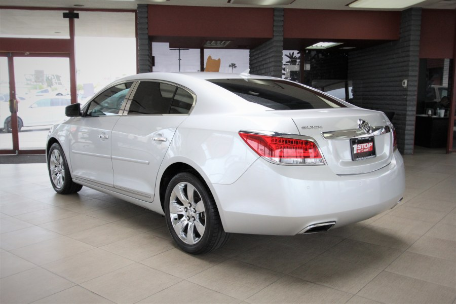 Used Buick LaCrosse 4dr Sdn CXS 3.6L 2010   1 Stop Auto Mart Inc.. Garden Grove, California