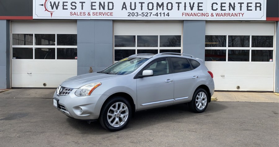 Used 2011 Nissan Rogue in Waterbury, Connecticut | West End Automotive Center. Waterbury, Connecticut