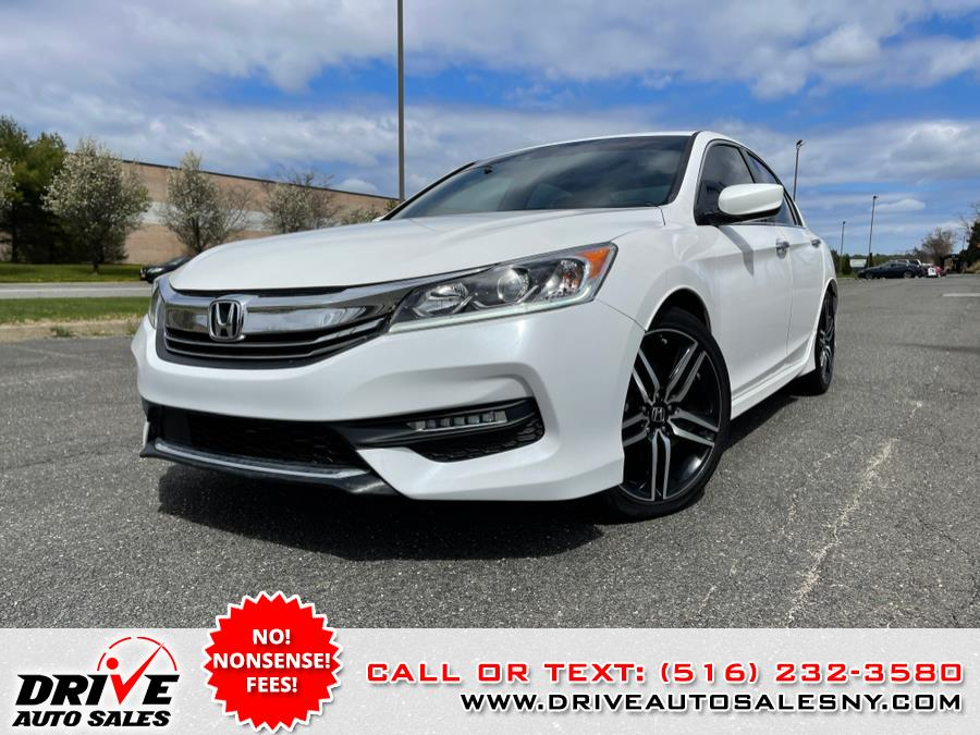 Used 2016 Honda Accord Sedan in Bayshore, New York | Drive Auto Sales. Bayshore, New York