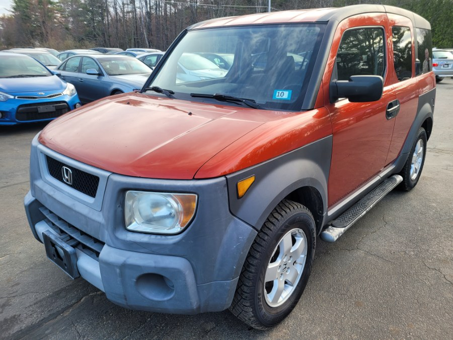 Used Honda Element 4WD EX Manual 2003 | ODA Auto Precision LLC. Auburn, New Hampshire