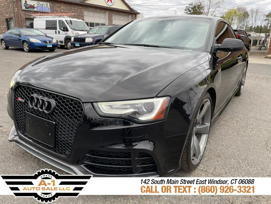Used 2013 Audi RS 5 in East Windsor, Connecticut | A1 Auto Sale LLC. East Windsor, Connecticut