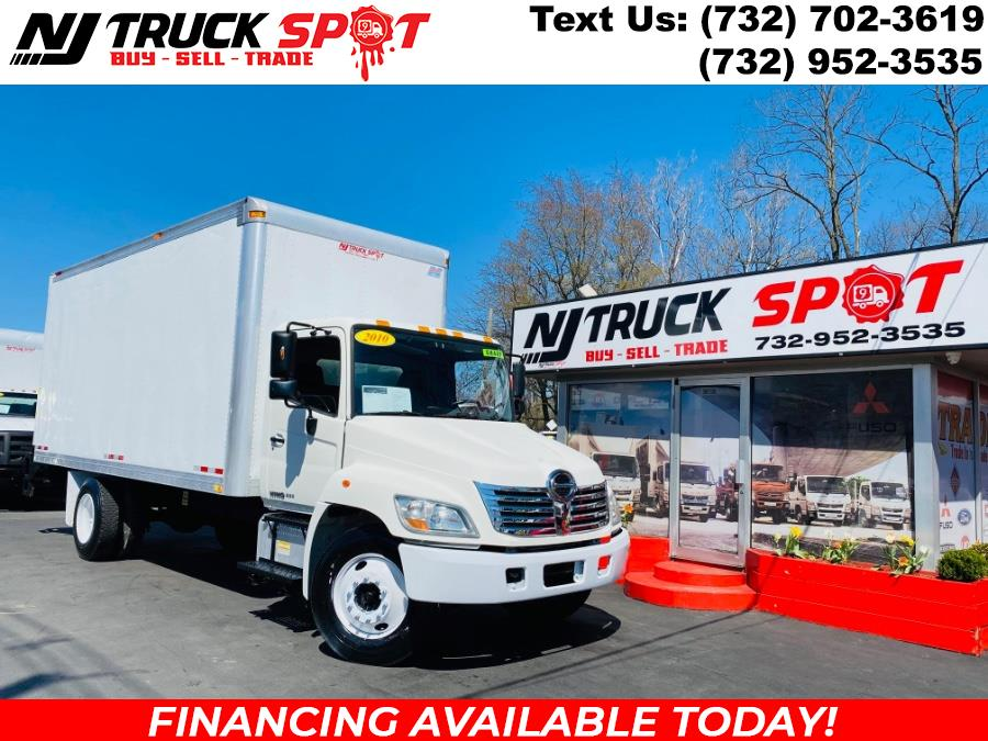 Used 2010 HINO 238 in South Amboy, New Jersey   NJ Truck Spot. South Amboy, New Jersey