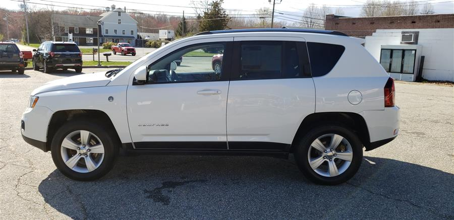 Used Jeep Compass 4WD 4dr Latitude 2014 | Saybrook Auto Barn. Old Saybrook, Connecticut