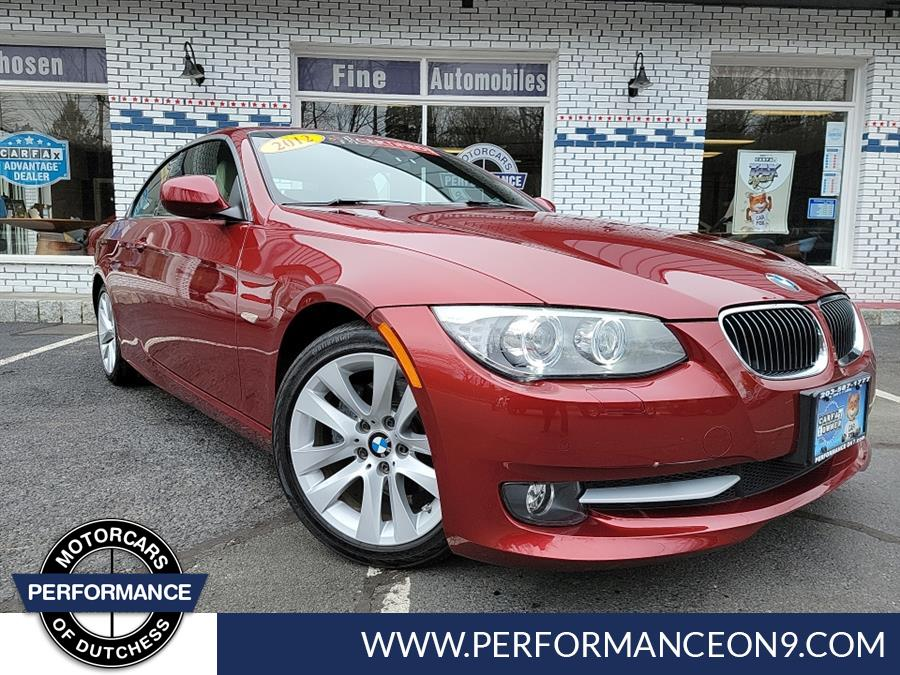 Used 2012 BMW 3 Series in Wappingers Falls, New York | Performance Motorcars Inc. Wappingers Falls, New York