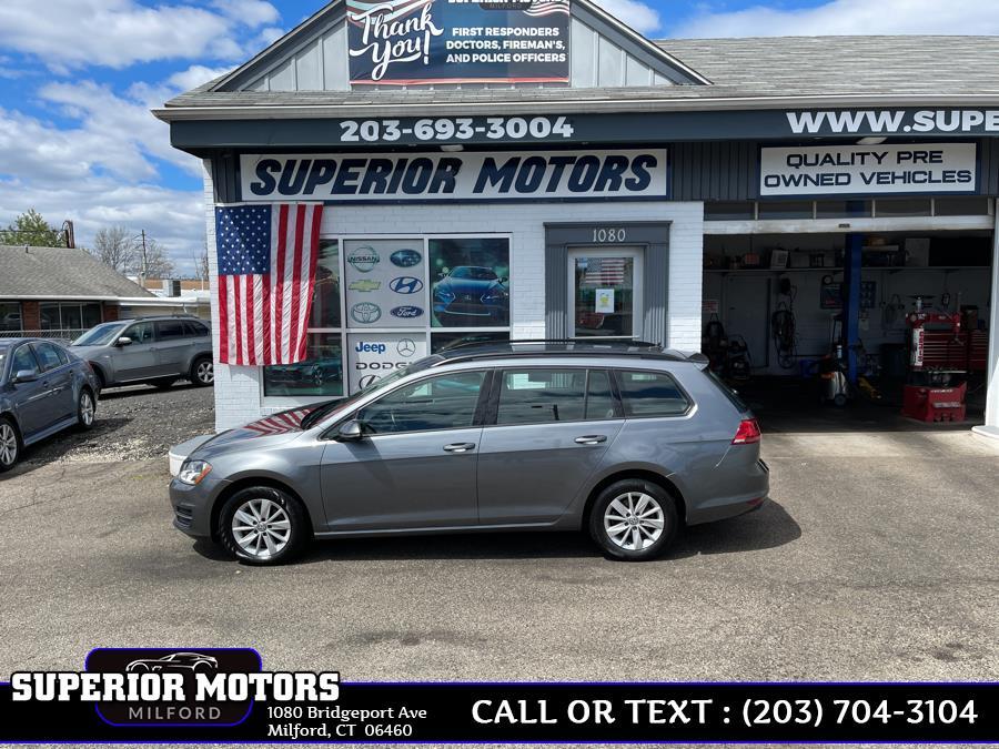 Used 2016 Volkswagen WAGON Golf SportWagen in Milford, Connecticut | Superior Motors LLC. Milford, Connecticut