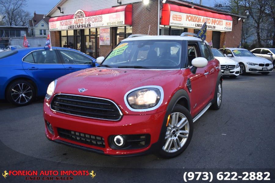 Used 2020 MINI Countryman in Irvington, New Jersey   Foreign Auto Imports. Irvington, New Jersey