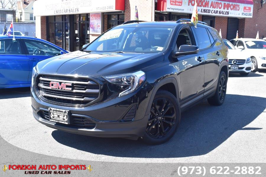 Used 2019 GMC Terrain in Irvington, New Jersey | Foreign Auto Imports. Irvington, New Jersey