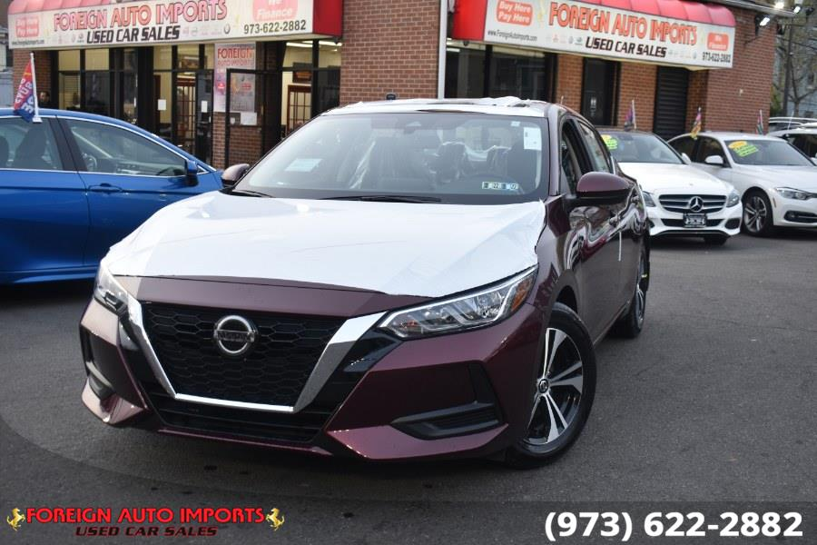 Used 2021 Nissan Sentra in Irvington, New Jersey | Foreign Auto Imports. Irvington, New Jersey
