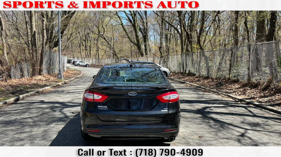 Used Ford Fusion 4dr Sdn SE FWD 2013 | Sports & Imports Auto Inc. Brooklyn, New York