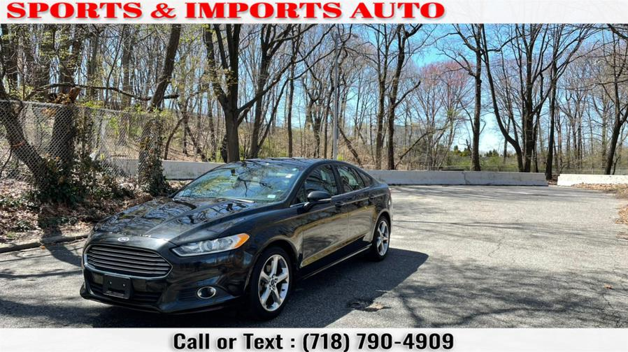 Used 2013 Ford Fusion in Brooklyn, New York | Sports & Imports Auto Inc. Brooklyn, New York