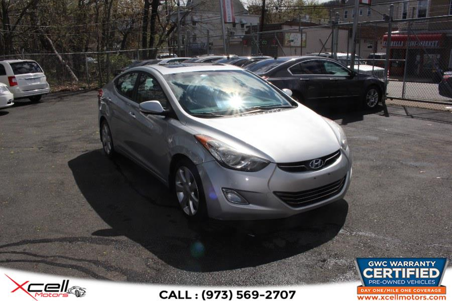 Used 2013 Hyundai Elantra in Paterson, New Jersey | Xcell Motors LLC. Paterson, New Jersey