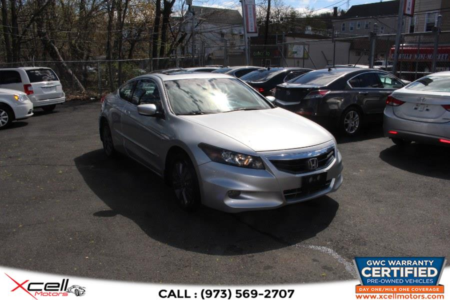 Used 2012 Honda Accord Cpe  EX in Paterson, New Jersey | Xcell Motors LLC. Paterson, New Jersey