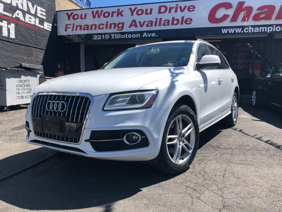 Used 2013 Audi Q5 in Bronx, New York | Champion Auto Sales Of The Bronx. Bronx, New York