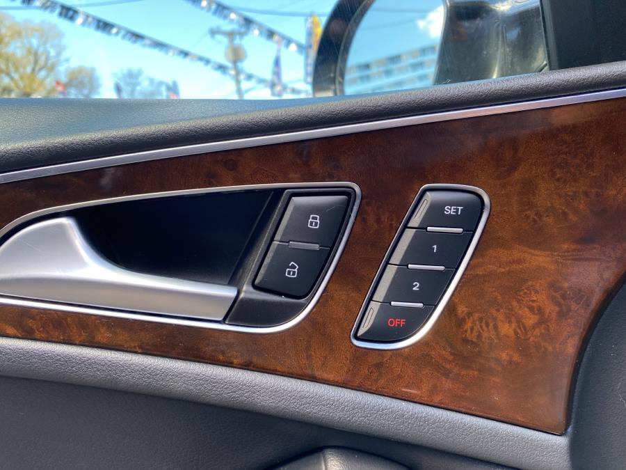 Used Audi A6 4dr Sdn quattro 3.0T Prestige 2016 | Champion Auto Sales Of The Bronx. Bronx, New York