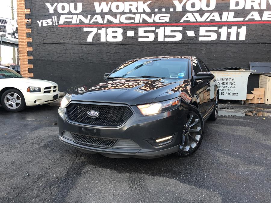 Used 2014 Ford Taurus in Bronx, New York | Champion Auto Sales Of The Bronx. Bronx, New York