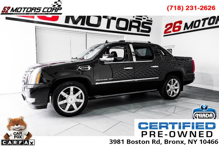 Used Cadillac Escalade EXT AWD 4dr Premium 2010 | 52Motors Corp. Woodside, New York