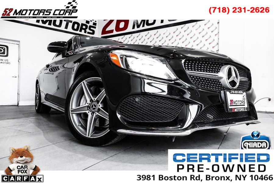 Used Mercedes-Benz C-Class C 300 4MATIC Coupe 2018   52Motors Corp. Woodside, New York
