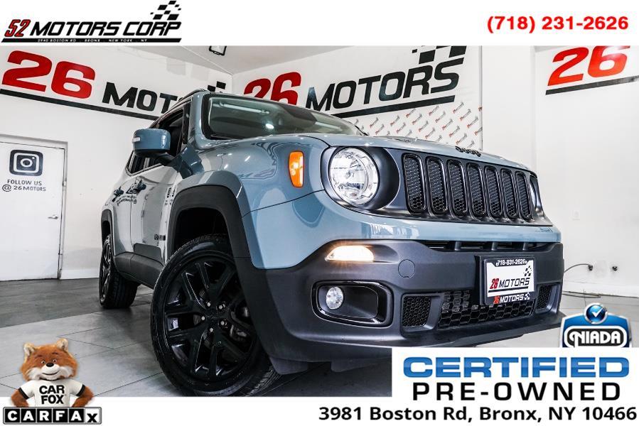 Used 2018 Jeep Renegade in Woodside, New York | 52Motors Corp. Woodside, New York