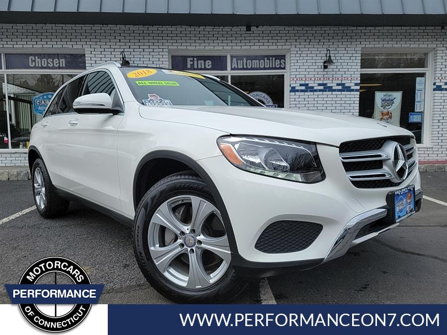 Used 2018 Mercedes-Benz GLC in Wilton, Connecticut | Performance Motor Cars. Wilton, Connecticut