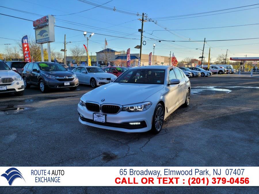 Used BMW 5 Series 530i xDrive Sedan 2018   Route 4 Auto Exchange. Elmwood Park, New Jersey
