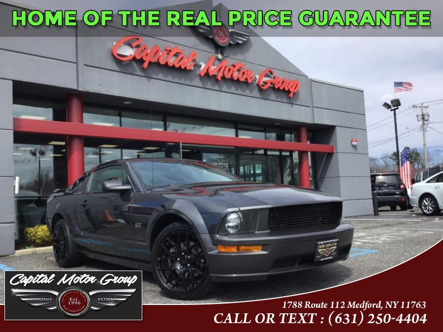 Used Ford Mustang 2dr Cpe GT Deluxe 2007 | Capital Motor Group Inc. Medford, New York
