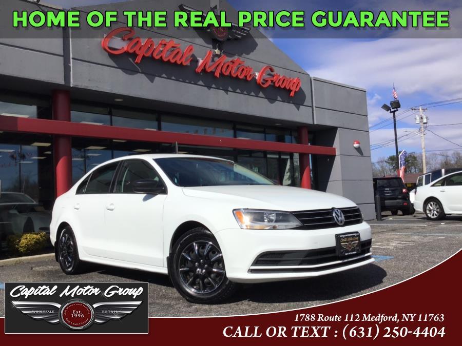 Used 2016 Volkswagen Jetta Sedan in Medford, New York | Capital Motor Group Inc. Medford, New York