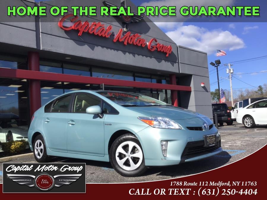Used 2015 Toyota Prius in Medford, New York | Capital Motor Group Inc. Medford, New York