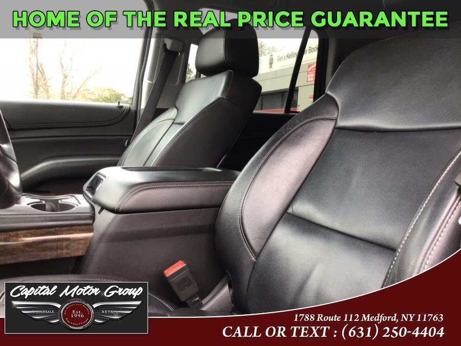 Used Chevrolet Tahoe 4WD 4dr LT 2015 | Capital Motor Group Inc. Medford, New York