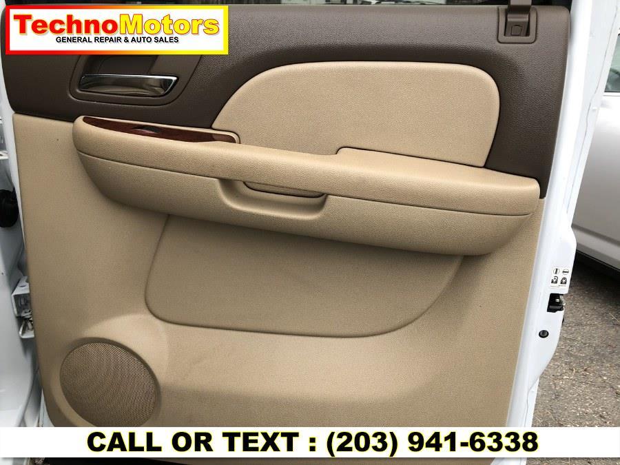 "Used Chevrolet Silverado 1500 4WD Crew Cab 143.5"" LTZ 2009 | Techno Motors . Danbury , Connecticut"