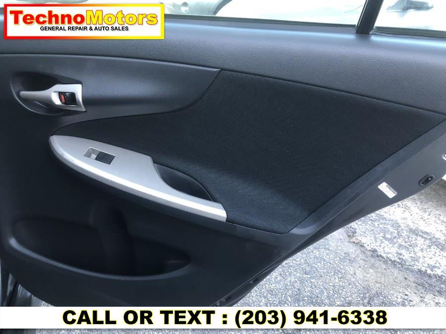 Used Toyota Corolla 4dr Sdn Man (Natl) 2010 | Techno Motors . Danbury , Connecticut