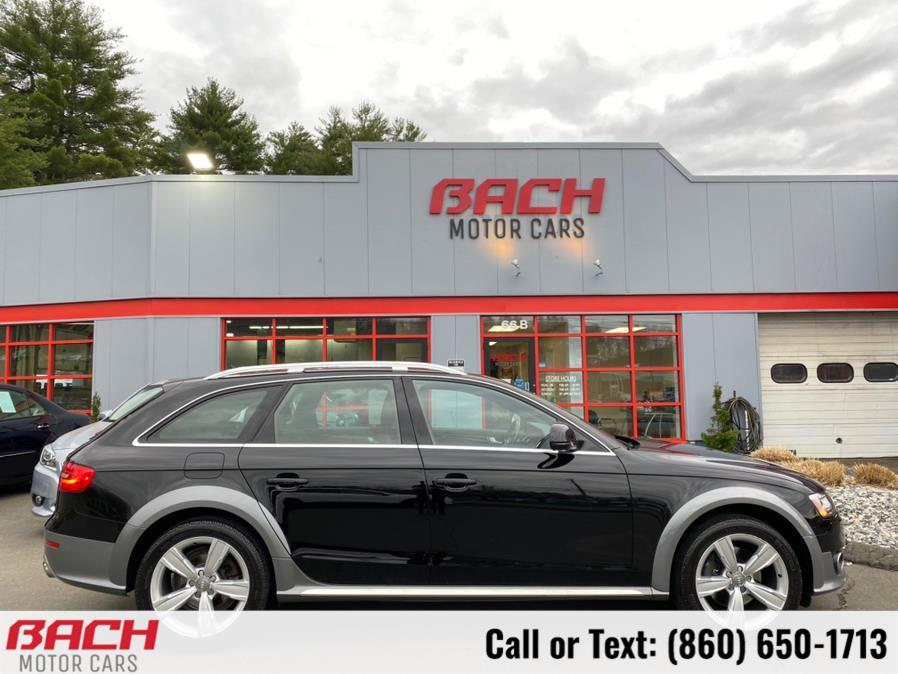 Used Audi allroad 4dr Wgn Premium  Plus 2014 | Bach Motor Cars. Canton , Connecticut