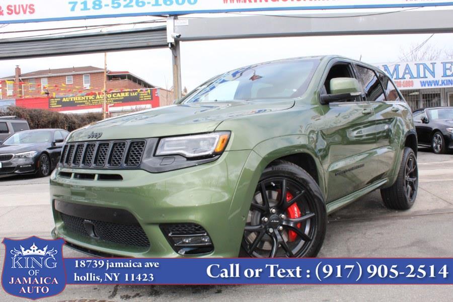 Used Jeep Grand Cherokee SRT 4x4 2021 | King of Jamaica Auto Inc. Hollis, New York