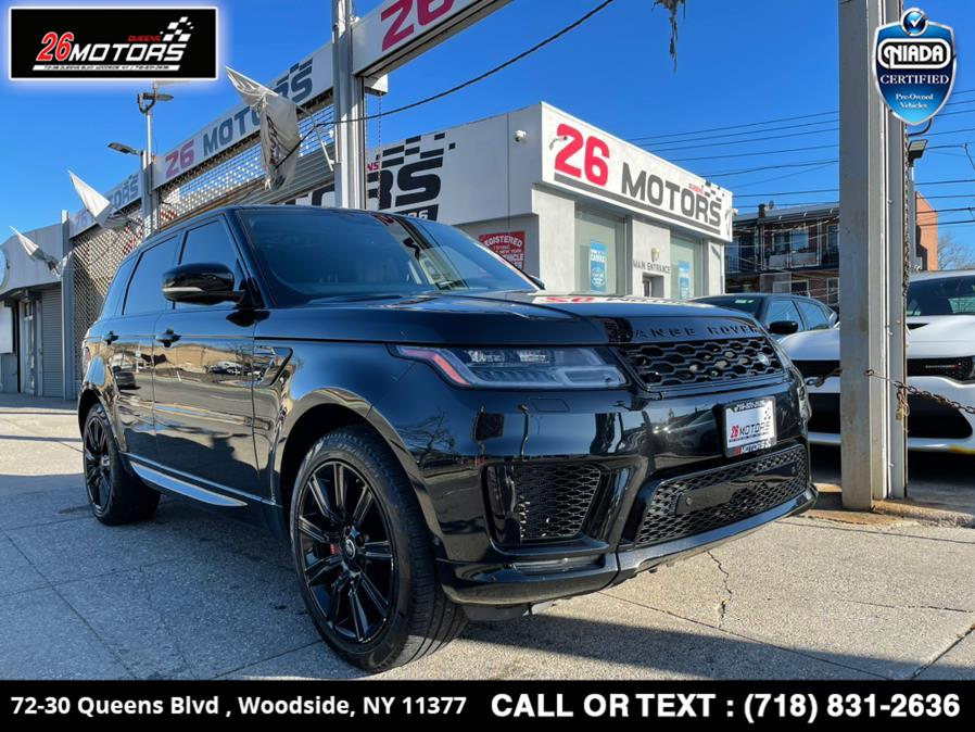 Used 2018 Land Rover Range Rover Sport in Woodside, New York | 26 Motors Queens. Woodside, New York
