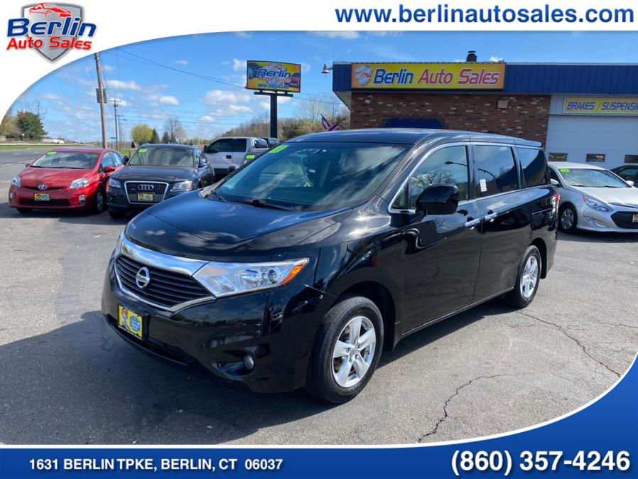 Used 2015 Nissan Quest in Berlin, Connecticut | Berlin Auto Sales LLC. Berlin, Connecticut