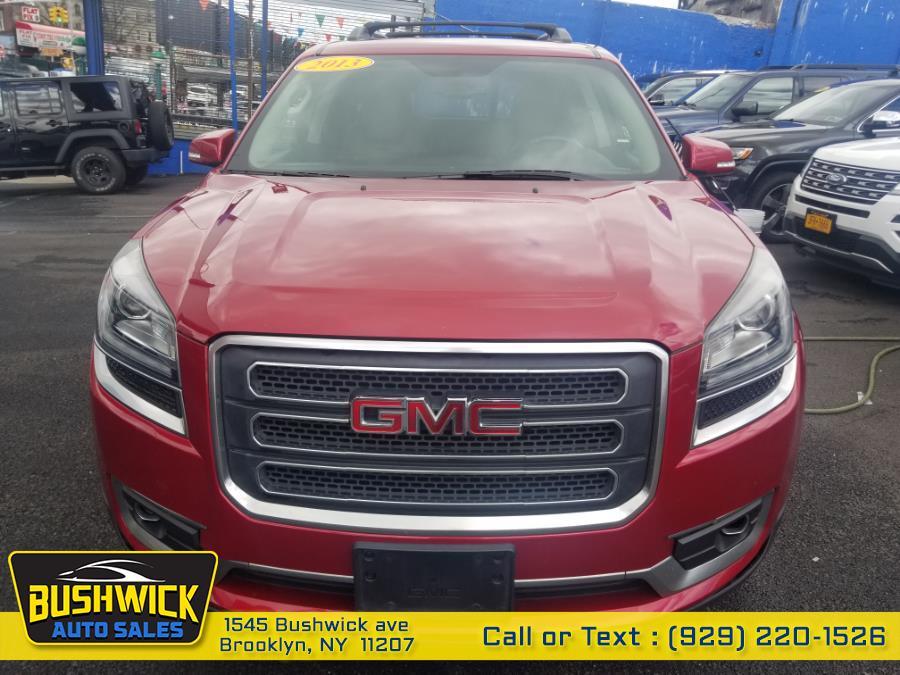 Used 2013 GMC Acadia in Brooklyn, New York | Bushwick Auto Sales LLC. Brooklyn, New York