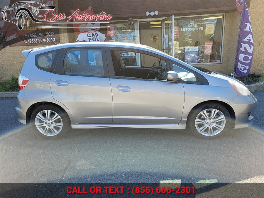Used Honda Fit 5dr HB Auto Sport 2010 | Carr Automotive. Delran, New Jersey