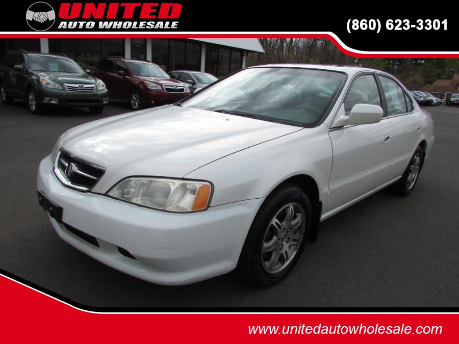 Used 2001 Acura TL in East Windsor, Connecticut | United Auto Sales of E Windsor, Inc. East Windsor, Connecticut