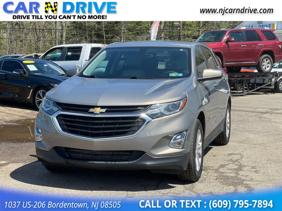 Used Chevrolet Equinox LT 2WD 2019   Car N Drive. Bordentown, New Jersey